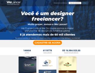 welancer.com screenshot