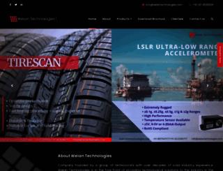 welantechnologies.com screenshot