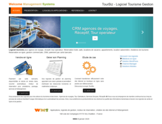 welcome-management-systems.com screenshot