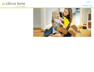 welcome.citruslane.com screenshot