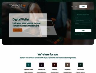 welcomebanking.com screenshot