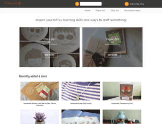welcomecraft.com screenshot