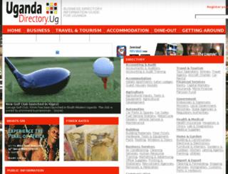 welcometokampala.com screenshot