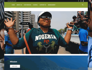 welcometonigeria.org screenshot