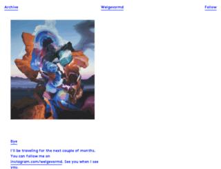 welgevormd.com screenshot