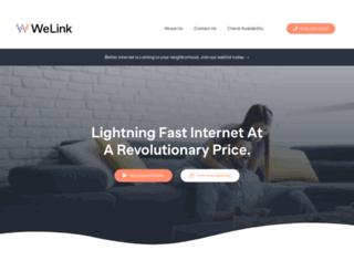 welink.com screenshot