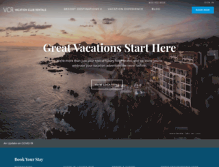 welkresorts.com screenshot