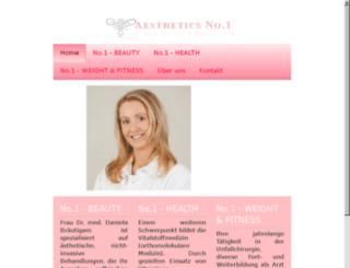 well-aging-concept.com screenshot