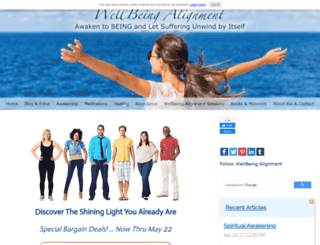 wellbeingalignment.com screenshot