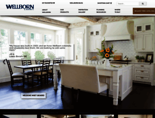 wellborn.com screenshot