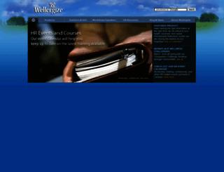 wellergize.ca screenshot