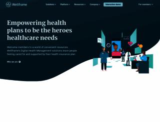 wellframe.com screenshot
