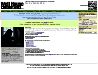 wellho.net screenshot