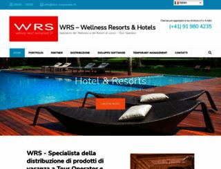 wellness-resorts-hotels.ch screenshot