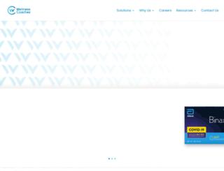 wellnesscoachesusa.com screenshot