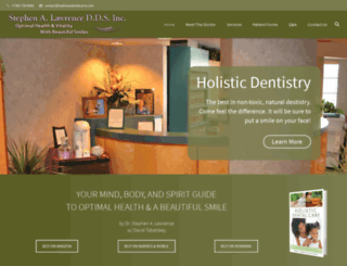 wellnessdentalcare.com screenshot