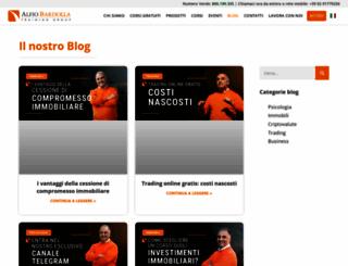wellnessfinanziario.com screenshot