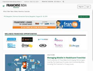 wellnessindia.com screenshot