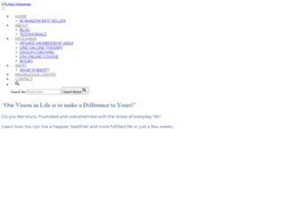 wellnesslivingnow.com screenshot