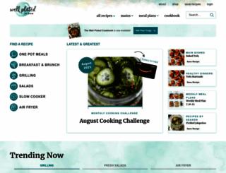 wellplated.com screenshot