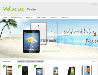 wellsensehk.com screenshot