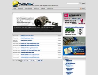 wellshow.com screenshot