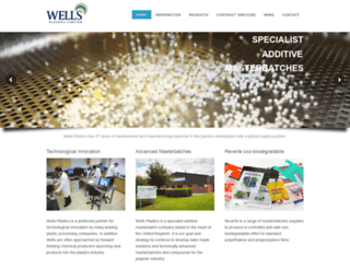 wellsplastics.com screenshot