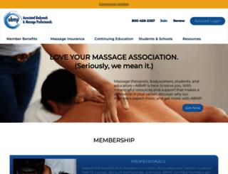 wellspringtx.massagetherapy.com screenshot
