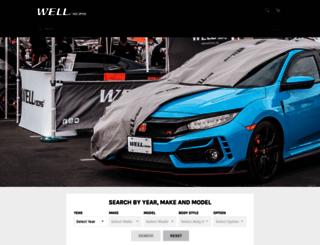 wellvisors.com screenshot