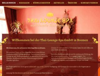wellx-thai-lounge.de screenshot