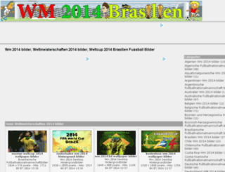 weltmeisterschaftbilder.com screenshot