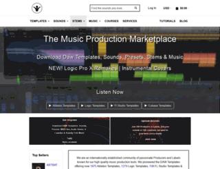 wemakedancemusic.com screenshot