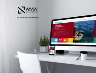 wemasterweb.com screenshot