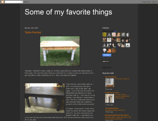 wendysfavoritethings.blogspot.com screenshot