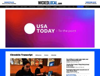 wenham.wickedlocal.com screenshot