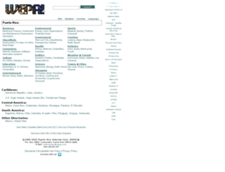 wepa.com screenshot