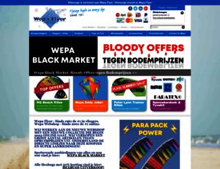 wepaflyer.com screenshot