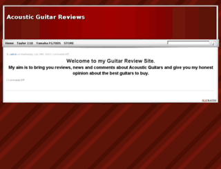 weplayguitars.com screenshot