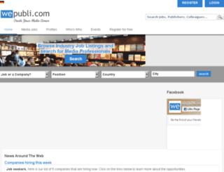 wepubli.com screenshot
