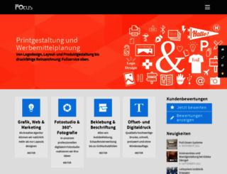 werbeagentur-focus.de screenshot