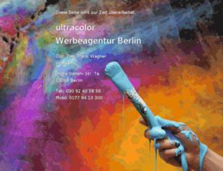 werbeagentur.name screenshot