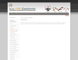 werbeartikel-pro.ch screenshot