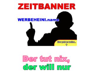werbeheini.name screenshot