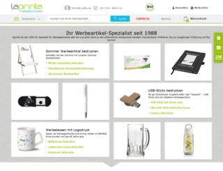 werbemittel-discount.de screenshot