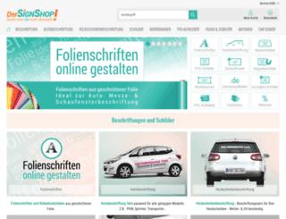 werbeservice.de screenshot