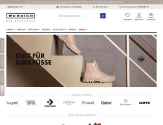 werdich.com screenshot