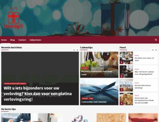 wereldgift.nl screenshot