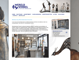 wereldwinkelgroenlo.nl screenshot