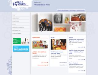 wereldwinkelvenlo.nl screenshot