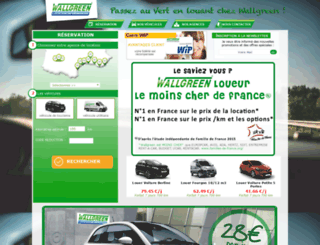 werent.wallgreen.com screenshot